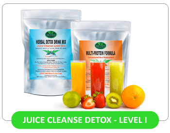 Juice Cleanse Detox - Level I
