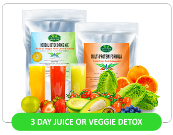 3 Day Juice or Veggie Detox