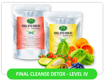 Final Cleanse Detox Level Four