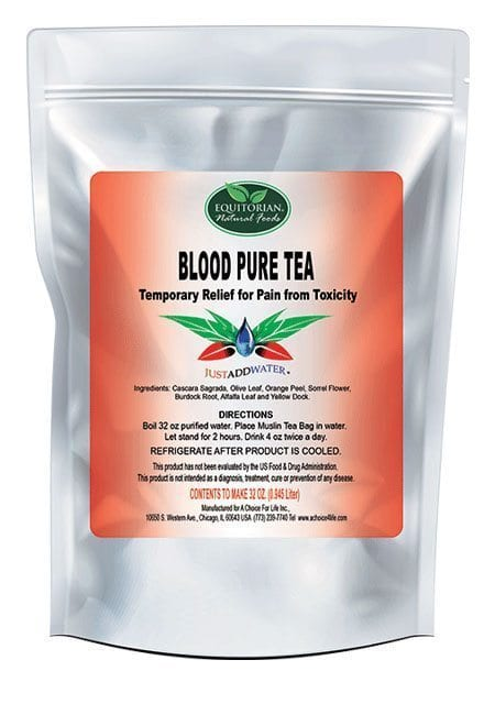 Blood Pure Tea