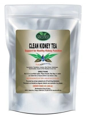 Clean Kidney Tea