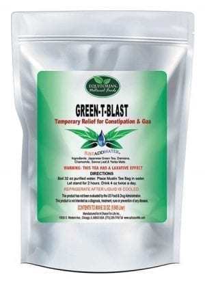 Green T Blast
