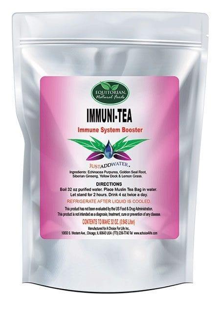 Immuniti Tea Blast