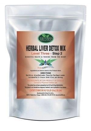 Level 3 Herbal Liver Detox Mix