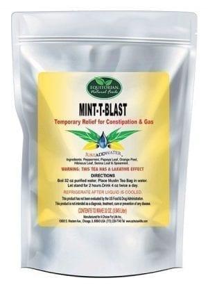 Mint T Blast
