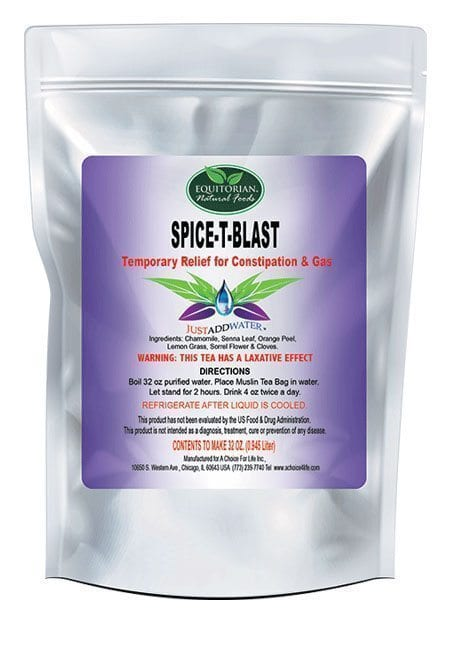 Spice Tea Blast