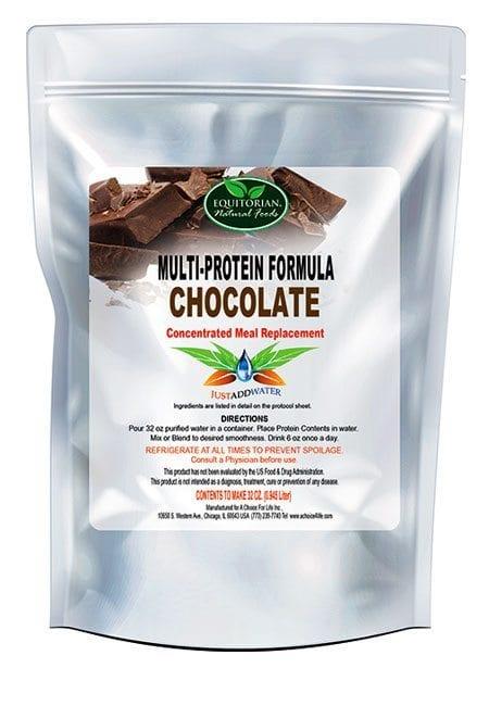 Multi-Protein Chocolate Flavor