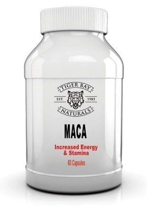 Energy Boosting Maca Root provides a fast energy booster.