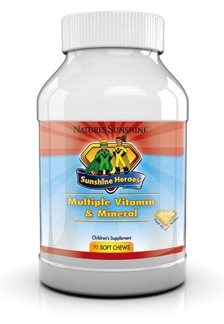 Child Multiple Vitamin Mineral