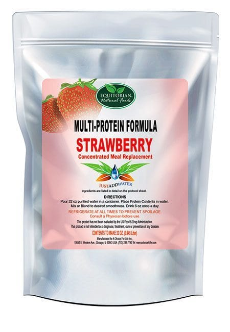 Multi-Protein Strawberry Flavor