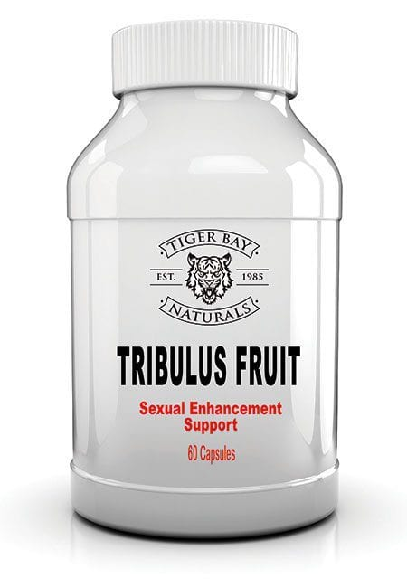 Libido Increasing Tribulus Fruit