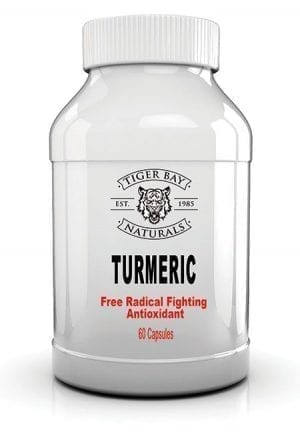 Antioxidant Fighting Turmeric