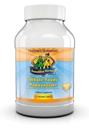 Child Whole Foods Papayazyme