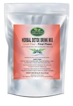 Final Cleanse Detox Level Four Appetite Control