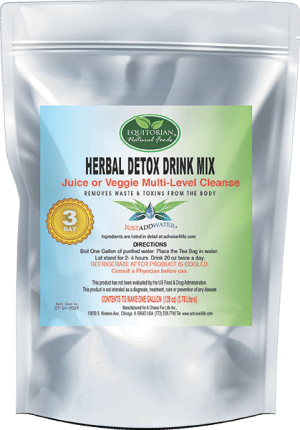 Herbal Detox Drink Mix